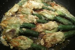 stuffed zucchinie